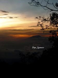 sunrise-merbabu