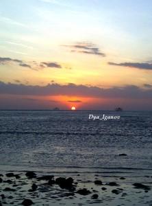 sunset-pantai-lasiana-2